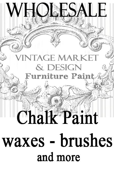 Chalk paint wholesale retailers shop owners invited to for Wholesale chalk paint