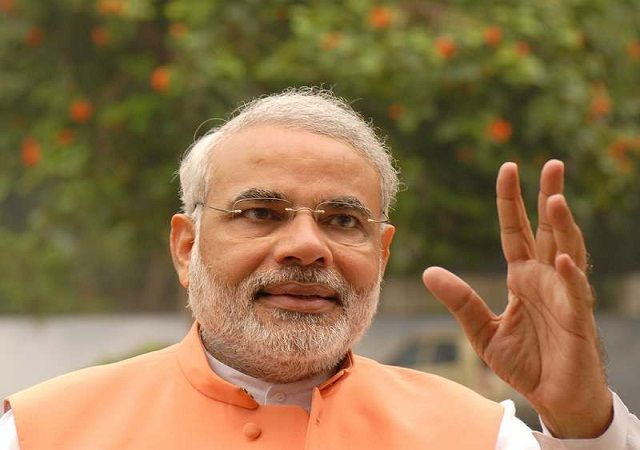 Prime Minister Narendra Modi saluted people with disabilities and gave a call for working together to create a world where such people can scale new heights of success without any obstacles.