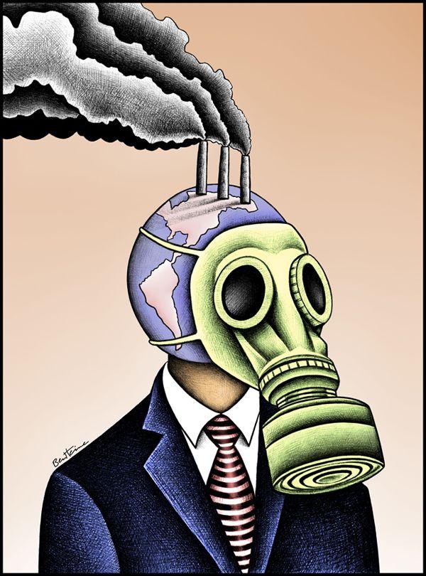 Global Warming by BenHeine.deviantart.com on @deviantART