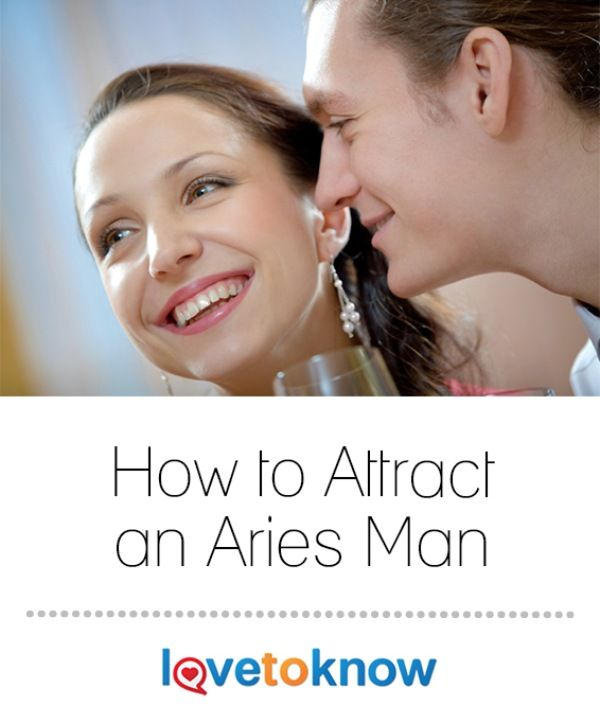 how to know if aries man likes you