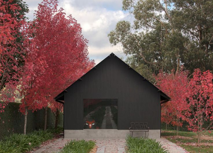Macedon Ranges Home by Adam Kane Architects