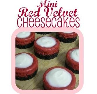red velvet cheesecake: