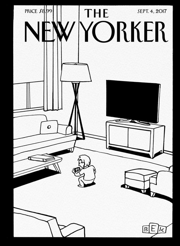 The New Yorker, September 4, 2017