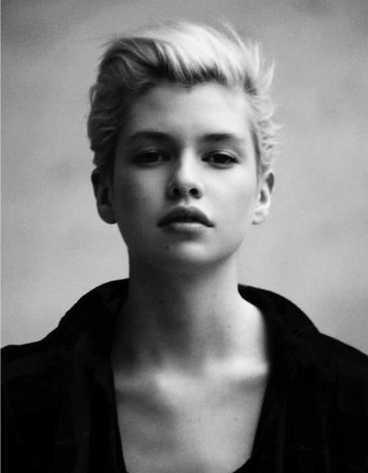 177 best coupe cheveux images on pinterest hair cut shorter hair and hair dos - Coupe courte femme tendance ...