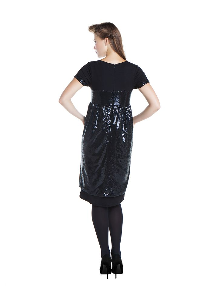 Maternity sequins! Get ready for Christmas! www.nanarisematernity.com