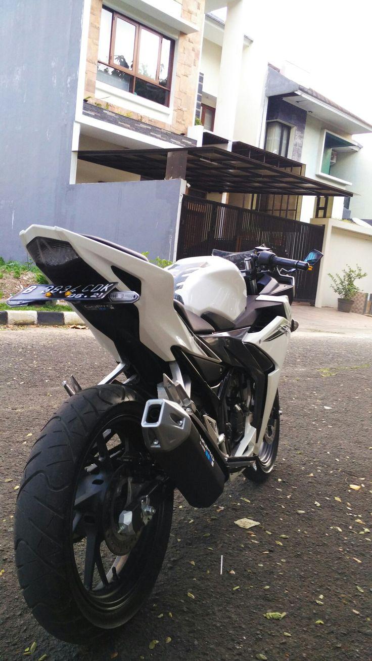 Honda All New CBR150R [K45G]