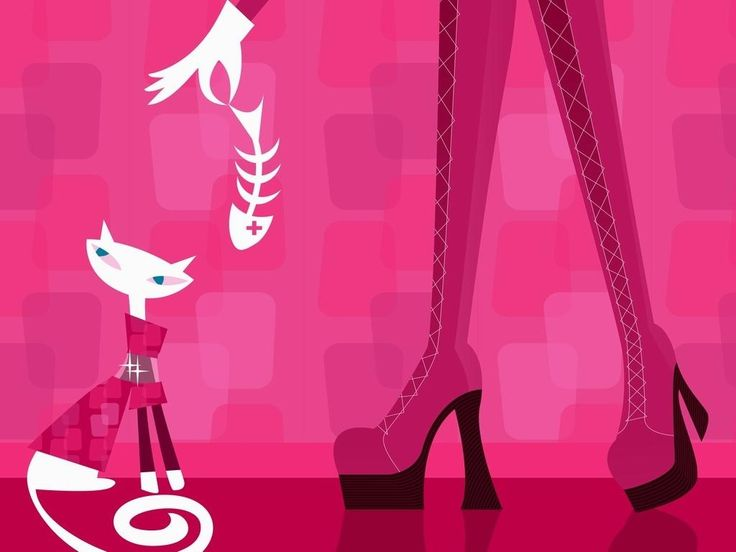 Pink High Heels Shoes Wallpaper How about these?
