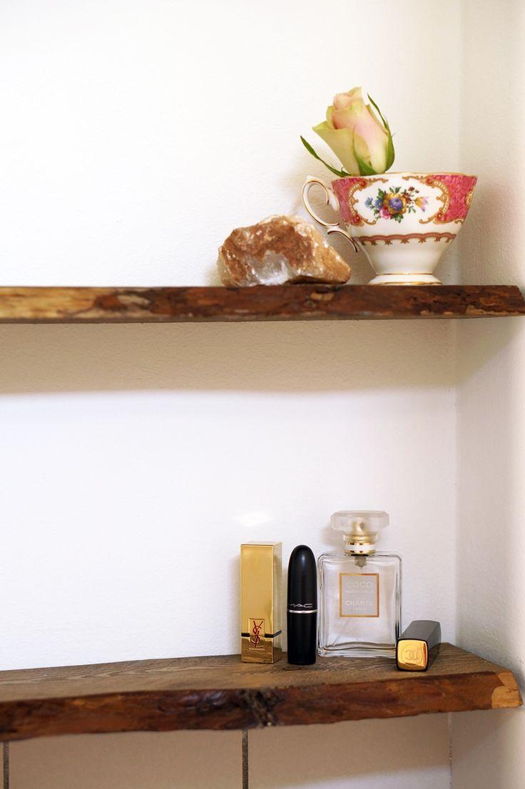 Robuust ogende houtenplank DIY