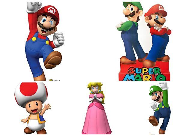 Super Mario Bros Free Printable Poster Super Mario Bros Mario Mario Bros