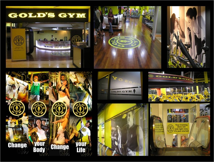 GOLD'S GYM PROJECT