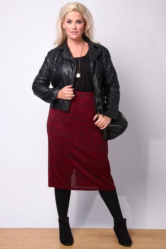 "Whitney Thompson for the ""Yours Clothing"" UK Campaign - #leather #plaid #ANTM #winner #plus #model #blonde #Whitney #UK #international"