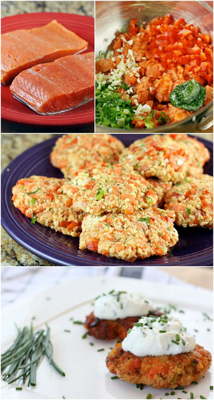62 best fish cakes patties images on pinterest seafood for Salmon fish cake recipe