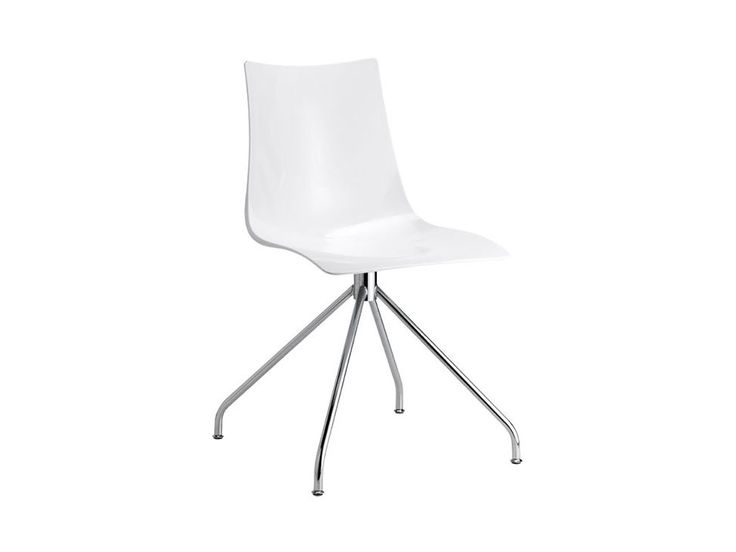 Krzesło Zebra Antishock IV białe — Krzesła Machina Meble — sfmeble.pl