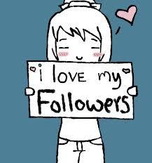 I ♥ my Followers ~ You all Rock! ♥