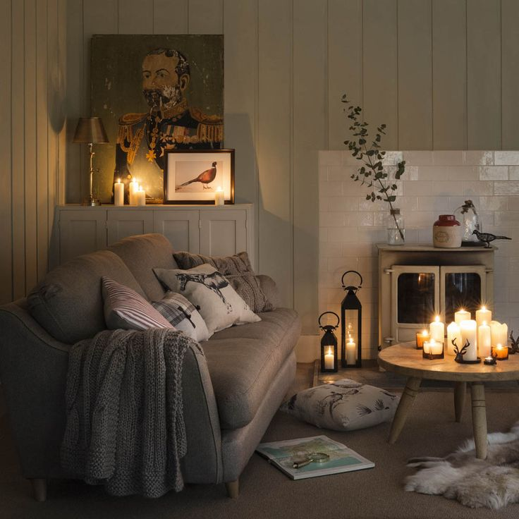 Style your way to a cosy home. Okay - let