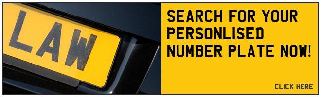 Personalised Registration Plates | Personal Reg Plates | Buy Personal Plate #car_registration_plate #personalised_number_plates #personalised_registrations