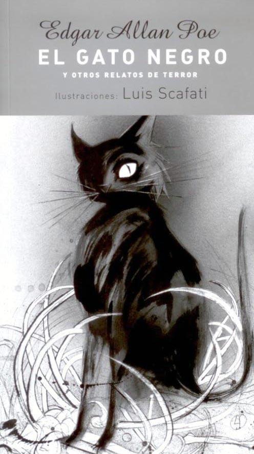 El gato negro y otros cuentos edgar alan poe del - Disfraces el gato negro ...