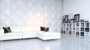 3d Decorative Gypsum Wall Panels