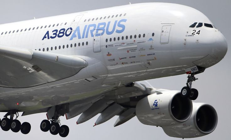 Airbus Is Pitching Its A380 as the Perfect Aircraft for Mecca Pilgrimage