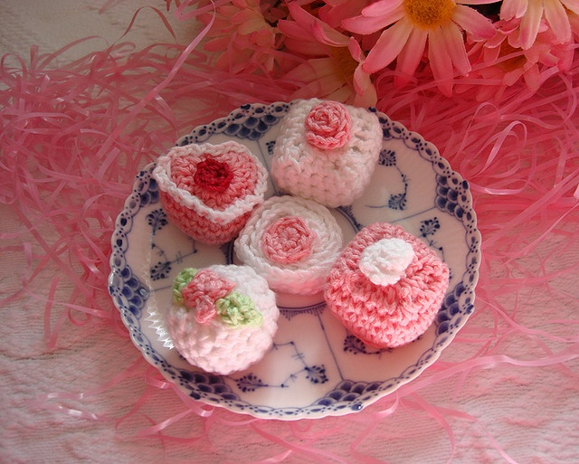 lickI M Hooks, Crochet Food