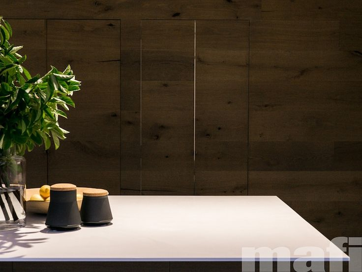 Oak Country Brushed Grey Oil | Timber floor boards and wall paneling | Kitchens | mafi