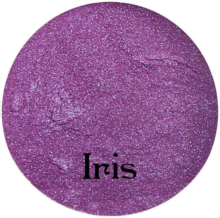 Irridescent Purple Eyeshadow IRIS by SpectrumCosmetic on Etsy https://www.etsy.com/listing/54904381/irridescent-purple-eyeshadow-iris