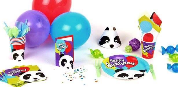 Compleanno Panda