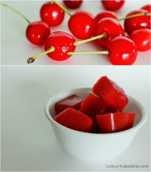 How to Perserve and Freeze Nanking Cherries