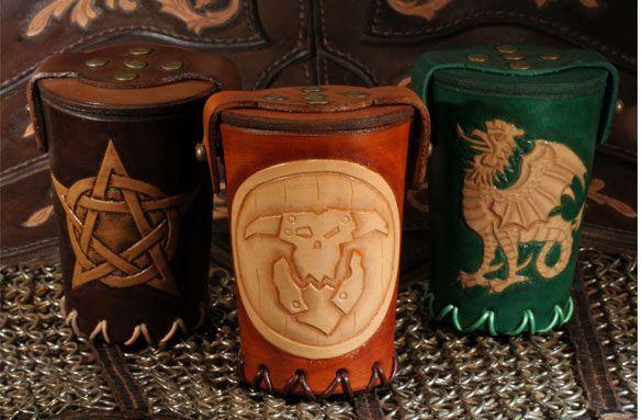 gallery - QD Leather Art