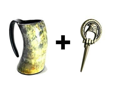 Tankard and Opener Combo Pack