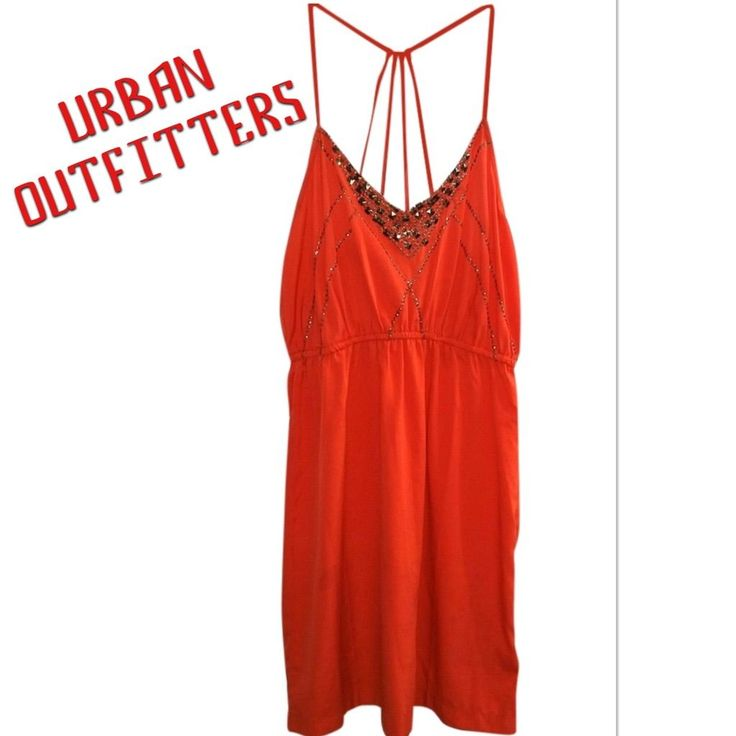 Hpurban Outfitters Embellished Dress