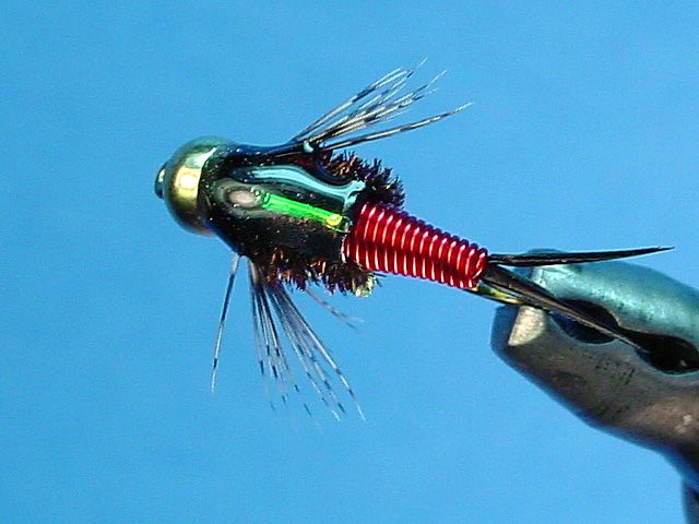 37 best copper john images on pinterest fly tying for Rods fish food
