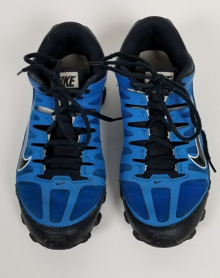 bd14d4f79 NIKE 621716 Reax 8 TR Running Trainers Athletic Tennis Sneakers Shoes Blue  7  Nike  RunningShoes