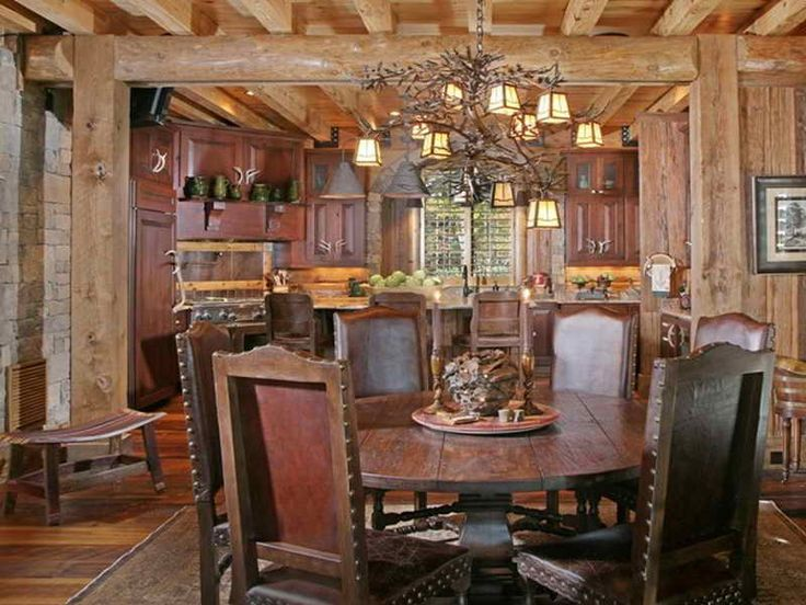 25 best Gorgeous Rustic Dining Room Design images on Pinterest ...