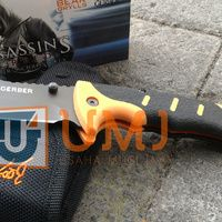 GERBER BEAR GRYLLS 135 ASSASSINS / PISAU LIPAT OUT