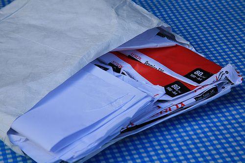 Verpakking printpapier
