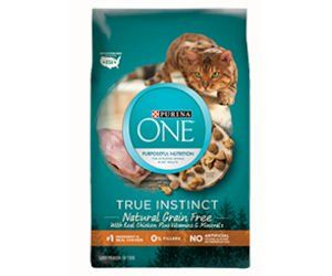 You can order a Free Sample of Purina One Pure Instinct Cat Food! Let's see if your kitty loves it too! Just click the 'Learn More' button on their Facebook post and complete the form to send away for your Free Sample! They say delivery will take about  6-8 weeks.  This offer is valid from  8/1/2017 – 1/31/2018 or good while supplies last. http://ifreesamples.com/free-sample-purina-one-pure-instinct-cat-food/