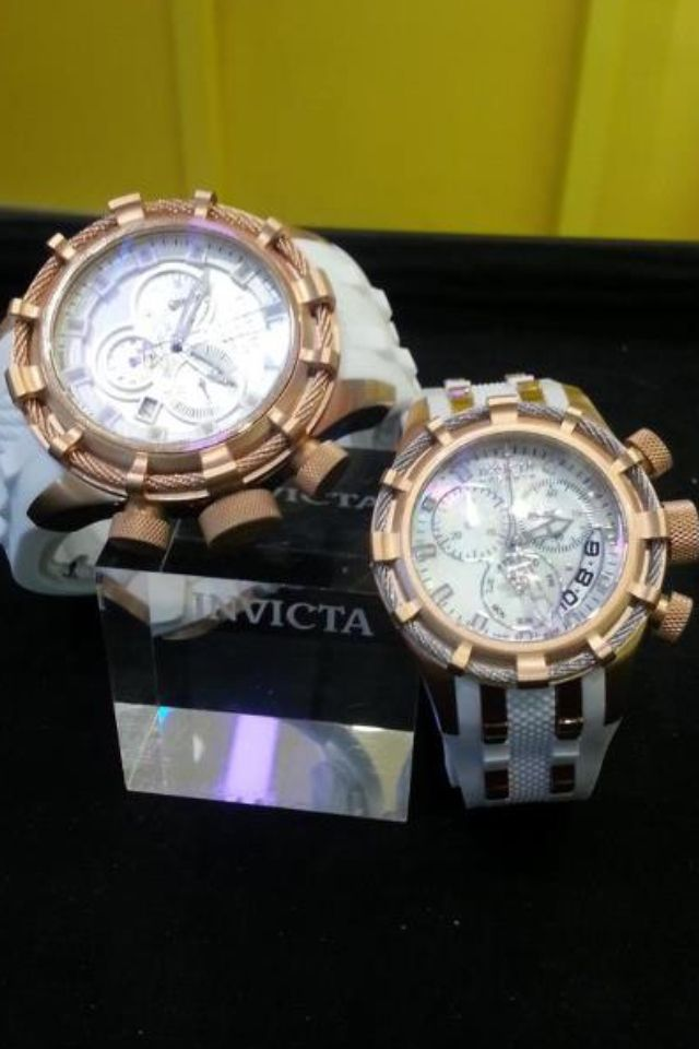 His & hers invicta bolt reserves | 24/7 | Watches, Jewels