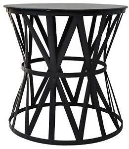 metal side tables - Google Search
