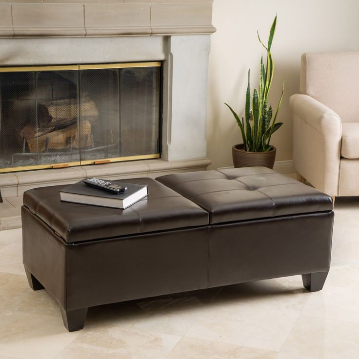 Best 25 Storage ottoman coffee table ideas on Pinterest
