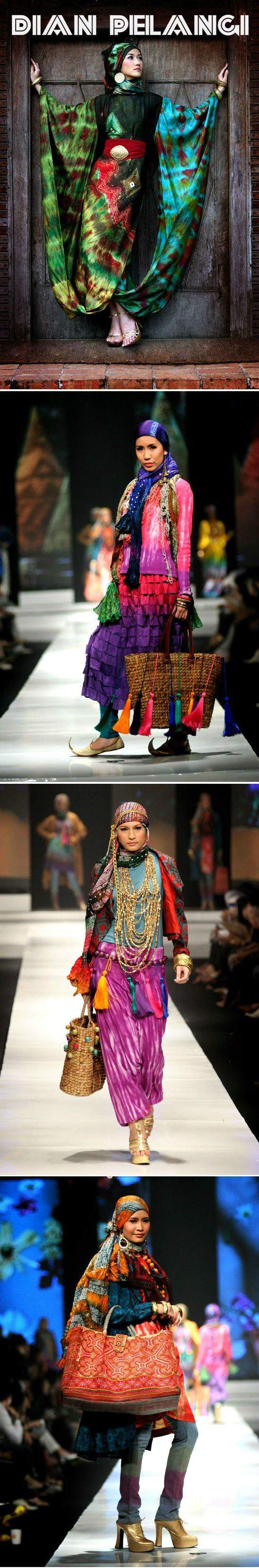 Fashion Crush of the Day: Dian Pelangi {Indonesia}
