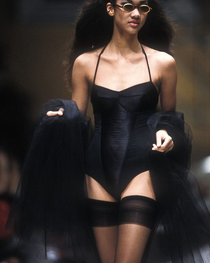 Kimora Lee Simmons, Fendi 1991