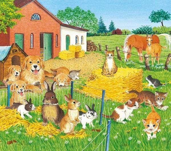 Praatplaat boerderij