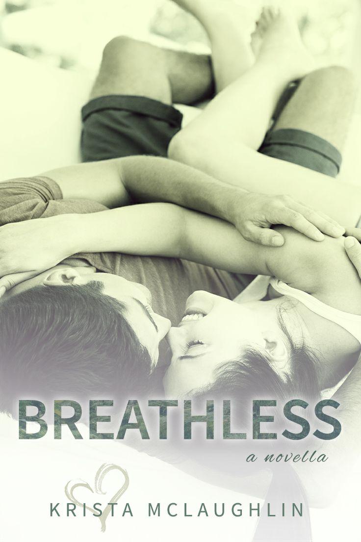 Breathless, by Krista McLaughlin (book cover design by Morgan Media)