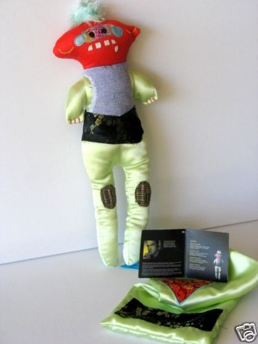 Christian lacroix fashion monster toy
