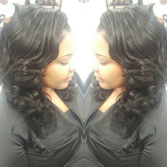 Sew in 39 s every wednesday lisa 39 s hair bar 821 for Abitare salon lake mary