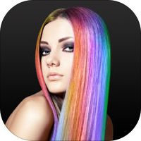 Hair Color Changer - Hair Styles Salon and Recolor Booth by JINMIN ZHOU