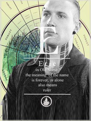 Quotes From Eric In Divergent. QuotesGram