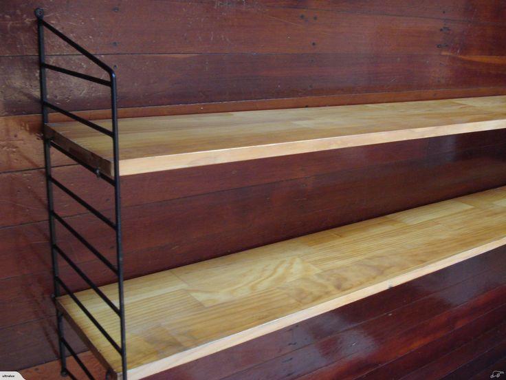 Jon Jansen Modular String Shelves – Long | Trade Me