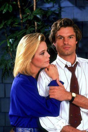 Harry Hamlin (Michael) and Susan Dey (Grace) L.A. Law